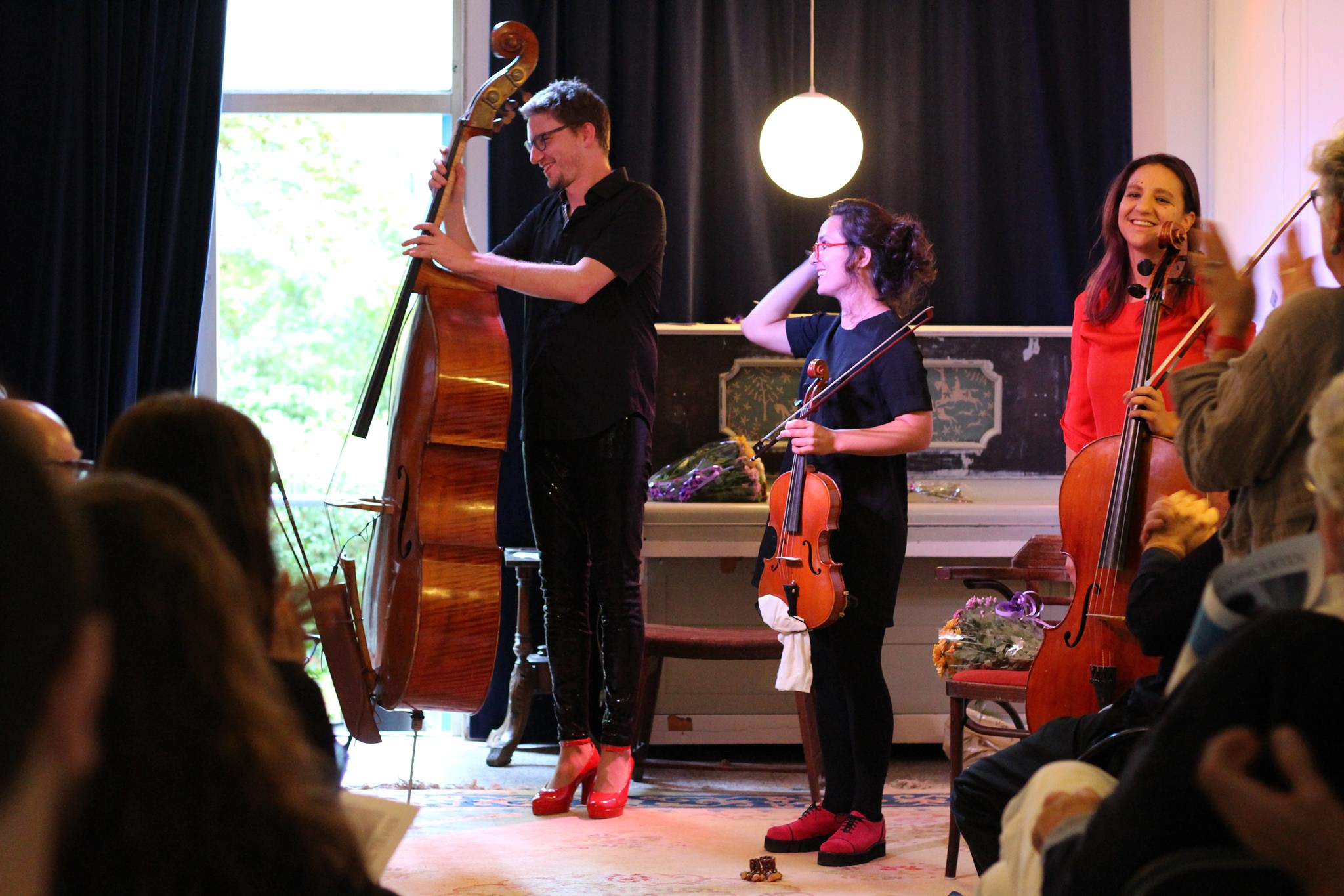 gibberish : Babel Project by Zvov Trio at Home of Art July 16